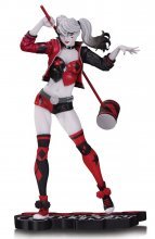 DC Comics Red, White & Black Socha Harley Quinn by Philip Tan 1