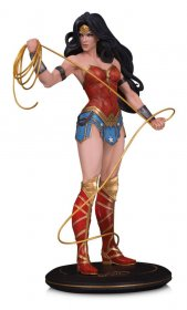 DC Cover Girls Socha Wonder Woman by Joëlle Jones 28 cm