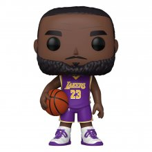 NBA Super Sized POP! Vinylová Figurka LeBron James (Purple Jerse