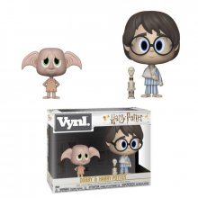 Harry Potter VYNL Vinylové Figurky 2-Pack Harry & Dobby 10 cm