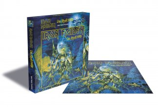 Iron Maiden Puzzle Live after Death
