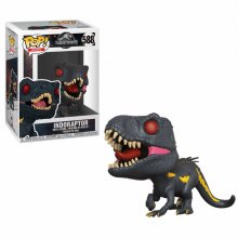 Jurrasic World 2 POP! Movies Vinylová Figurka Indoraptor 9 cm
