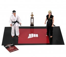 Karate Kid Retro Akční figurka 2-Pack Tournament 20 cm