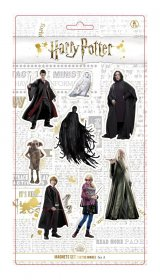 Harry Potter Magnet Set A