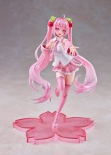 Vocaloid PVC Socha Sakura Miku 2nd Season New Written Stage Fac