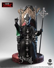 Ghost Rock Iconz Socha Papa Emeritus II 22 cm
