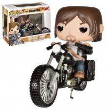 The Walking Dead POP! Vinylová Figurka Daryl Dixon´s Chopper 12