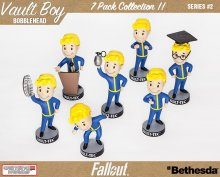 Fallout 4 Bobble-Heads 13 cm Vault-Tec Vault Boys Series 2 Set (