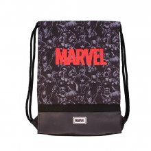 Marvel Gym Bag Marvel Logo