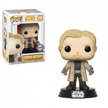 Star Wars Solo POP! Movies Vinyl Bobble-Head Tobias Beckett 9 cm