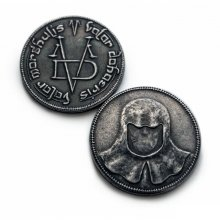 Mince Game of Thrones Iron Coin of the Faceless Man