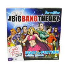 The Big Bang Theory desková hra Trivia Fact or Fiction Fan Editi