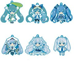Character Vocal Series 01: Hatsune Miku Nendoroid Plus PVC Keych
