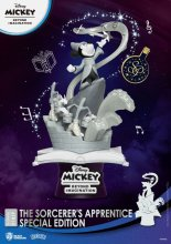 Mickey Beyond Imagination D-Stage PVC Diorama The Sorcerer's App