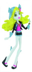 Monster High mini figurka Lagonna Blue 10 cm