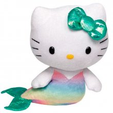 Hello Kitty Babies plyšák Mermaid 15cm