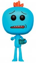 Rick and Morty POP! Animation Vinylová Figurka Mr. Meeseeks with