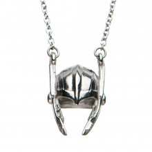 Avengers Stainless Steel Pendant with Chain 3D Thor Helmet