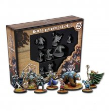 Critical Role Miniatures 8-pack Vox Machina *English Version*
