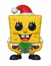 SpongeBob SquarePants POP! Vinyl Figure SpongeBob Xmas 9 cm