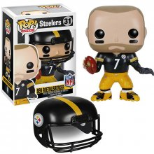 NFL POP! Football figurka Ben Roethlisberger (Steelers) 9 cm