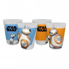 Star Wars IX Cups 4-Packs Episode IX Case (6)