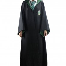 Harry Potter Wizard Robe Cloak Zmijozel Size M