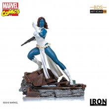 Marvel Comics BDS Art Scale Socha 1/10 Mystique 19 cm