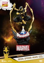 Marvel D-Stage PVC Diorama Iron Spider-Man Comic Version 16 cm