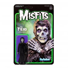 Misfits ReAction Akční figurka The Fiend Midnight Black 10 cm
