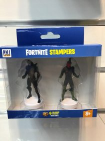 Fortnite Stamps 6 cm 2-Packs prodej v sadě (24)