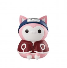 Naruto Shippuden The Big Nyaruto Series Trading Figure Sakura Ha