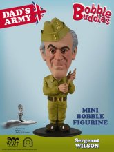 Dad's Army Bobble-Head Sergeant Wilson 8 cm