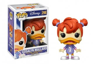 Darkwing Duck POP! Disney Vinylová Figurka Gosalyn Mallard 9 cm
