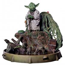 Star Wars Episode V Legacy Replica Socha 1/4 Yoda 30 cm