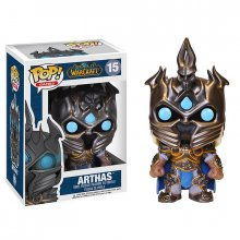 World of Warcraft POP! vinylová figurka Arthas 10 cm