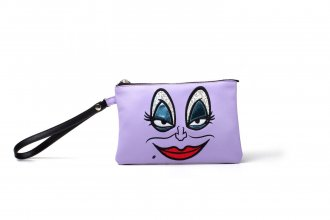 Disney Peněženka na mince / Make Up Bag Ursula (The Little Merma