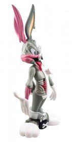 Looney Tunes Get Animated Vinyl Socha Bugs Bunny by Pat Lee 33