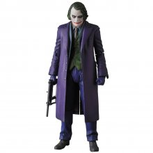 The Dark Knight MAF EX Akční figurka Joker Ver. 2.0 16 cm