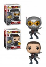 Ant-Man and the Wasp POP! Movies Vinyl Figures Wasp 9 cm Assortm