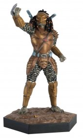 The Alien & Predator Figurine Collection Top Knot Predator (Alie