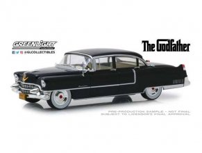 The Godfather kovový model 1/24 1955 Cadillac Fleetwood Series