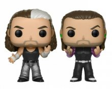 WWE POP! Vinyl Figures 2-Pack The Hardy Boyz 9 cm