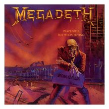 Megadeth Rock Saws skládací puzzle Peace Sells... But Who´s Buyi