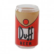 Simpsonovi sada sklenic Duff Beer / The Simpsons