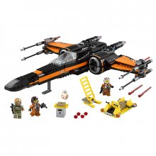 LEGO Star Wars Episode VII Poe's X-Wing Fighter 75102