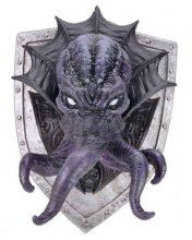 Dungeons & Dragons Trophy Plaque Mind Flayer (Foam Rubber/Latex)