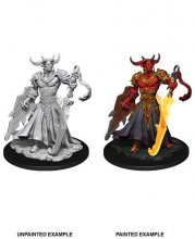 Pathfinder Battles Deep Cuts Unpainted Miniature Genie Efreeti C