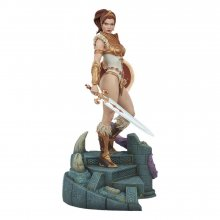 Masters of the Universe Legends Maquette 1/5 Teela 47 cm