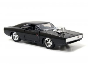Fast & Furious kovový model 1/32 1970 Dodge Charger (Street)